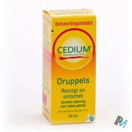 Cedium Qualiphar Sol. 30 Ml