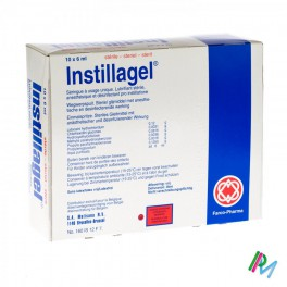 Instillagel Melisana 10 X 6 Ml