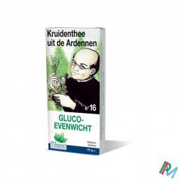 Thee  Ardennen 16 Suikerziekte 80 gram