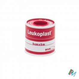 Leukoplast Fourreau Sparadrap 5,00 Cmx5 M 1 0152400