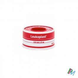 Leukoplast Deksel Kleefpleist. 2,50 Cmx5 M 1 0152200