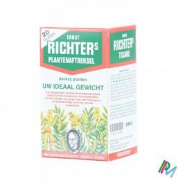 Thee  Ernst Richter 20 zakj