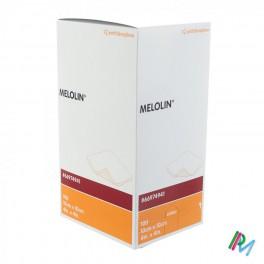 Kompres Steriel  Melolin 10X10 Abs Nkl 100 stuk