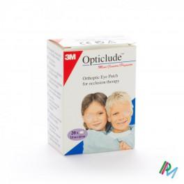 Opticlude Jun 6,3X4,8 20 plei