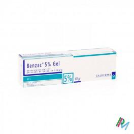 Benzac 5 40 gel