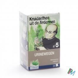 Thee  Ardennen 05 Nieren/Blaas 20 zakj