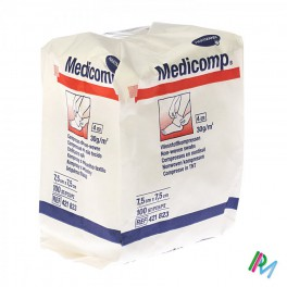 K-Har-Medicomp 7,5X7,5 4L 100 stuk