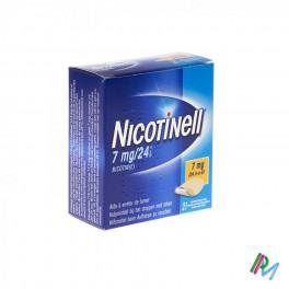 Nicotinell Tts 7mg 21 plei