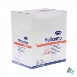 Kompres Steriel  Har-Medicomp 10X10 6L 4217350 25X2 stuk