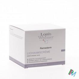 Widmer Remederm Creme N/parf Pot 250 Ml