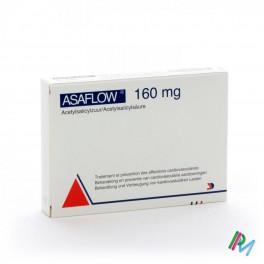 Asaflow 160mg 56 tabl