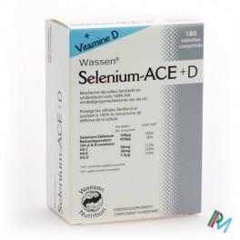 Selenium-ACE + D  180 tabl