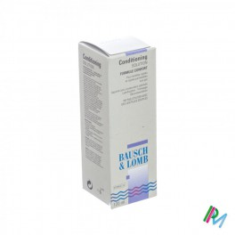 Bausch-Lomb Condition Solut 120 opl