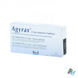 Agyrax Comp. 50