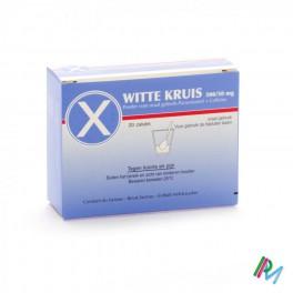 Wittekruis Of 20 zakj