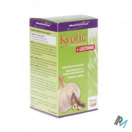 Mannavital Kyolic/Lecithine 200 caps