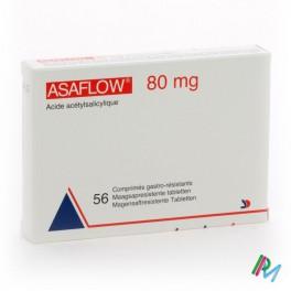 Asaflow 80mg 56 Tabl Zwitserse Apotheek Ordering Buying Online