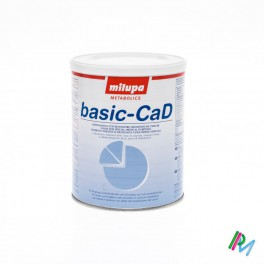 Milupa basic cad 400 pdr zwitserse apotheek ordering for Basic cad online