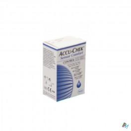 Accuchek Sensor Comfort Control Opl 4ml 2 ud