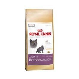 Royal Canine Feline Breed Nutrition British Shorthair 4 kg