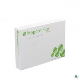 Wound care How tos - Mepore Film & Pad 9x10 on Vimeo