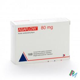 Asaflow 80mg 168 Tabl Zwitserse Apotheek Ordering Buying Online
