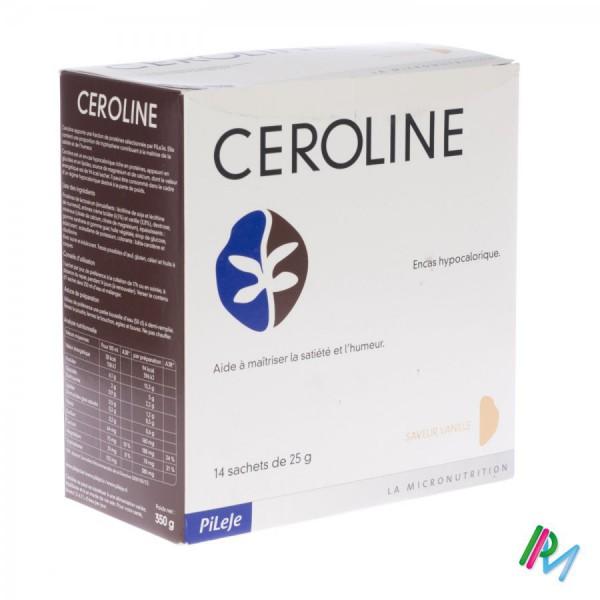 Ceroline vanille 25g 14 zakjes zwitserse apotheek for Wechseljahre schwei ausbrüche