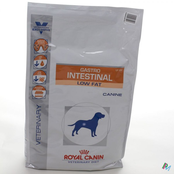 royal canin gastro intestinal low fat canine 6 kg. Black Bedroom Furniture Sets. Home Design Ideas