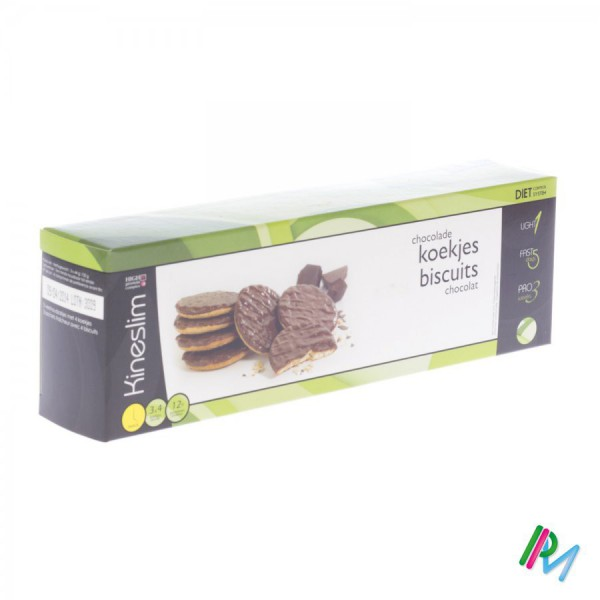 Kineslim koekjes chocola 3x4 stuk zwitserse apotheek for Wechseljahre schwei ausbrüche