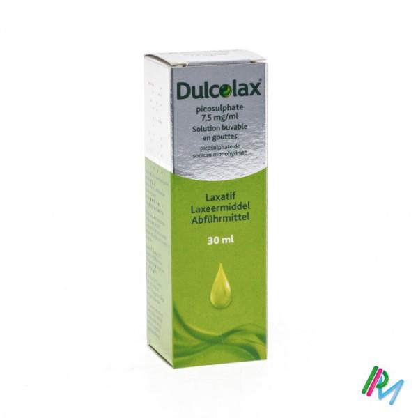Abführmittel Dulcolax Slim in Englisch