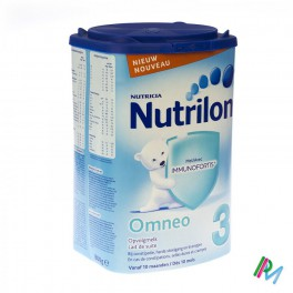 Nutrilon Omneo 3 800 pdr