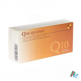 Q10 Quatral Nycomed 56 caps