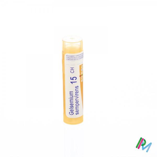 Gelsemium Sempervirens 15 Ch granules