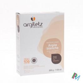 Argiletz Witte Klei Ultra Geventileerd Pdr 200 G