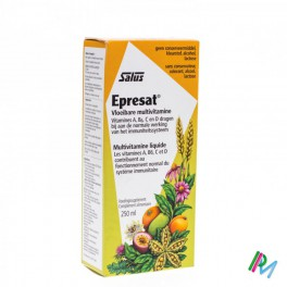 Salus Epresat Multivitamine Elexir 250 Ml