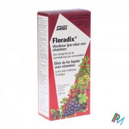 Salus Floradix Elexir 250 Ml