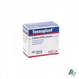 Tensoplast Emplatre 2,5 Cmx4,5 M 12 7206700
