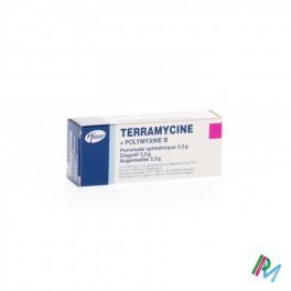 Terramycine Ung Opht 3.5G
