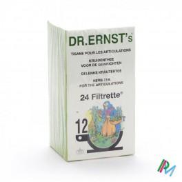 Thee  Ernst 12 Rheuma/Urinez 24 zakjes