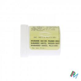Pharmaflore  Rabarber Wortel Pdr 100 gram
