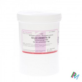 Carbopol Gel Conforma 1 kg