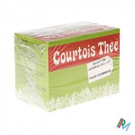 Thee  Courtois 20 zakj