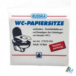 Pharmex Wc Bril Beschermer Papier 10 Aca