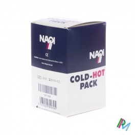 Naqi Cold Hot Pack +box+bag 13 X27 Cm