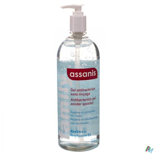 Assanis Family Gel Antibacterien 250ml