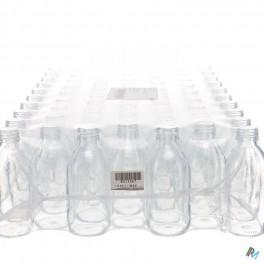 O-Fles Wit Rnd Obus Z-Dop 28Diam Aca 67St 200 ml