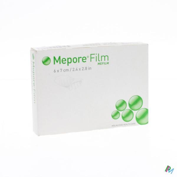 Mepore Film 6X7 Tr 270600 100 plei - Zwitserse Apotheek ...