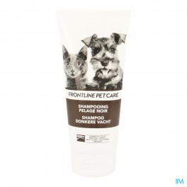 Frontline Pet Care Sh Donkere Vacht 200ml