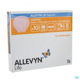Allevyn Life Sacrum Verb 21,6 X23,0 Cm 10 66801307