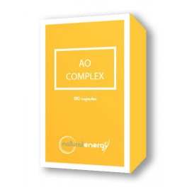 AO Complex Natural Energy 60 caps